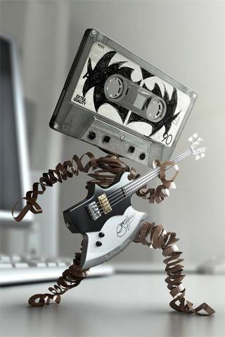 касета-рокер