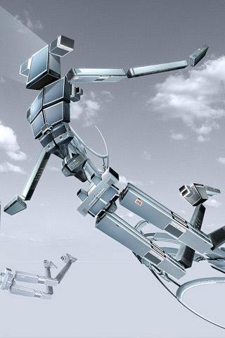 прыгающие роботы