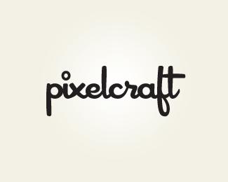 прописная типографика в лого