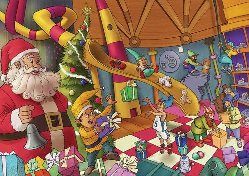 Рождественское открытие