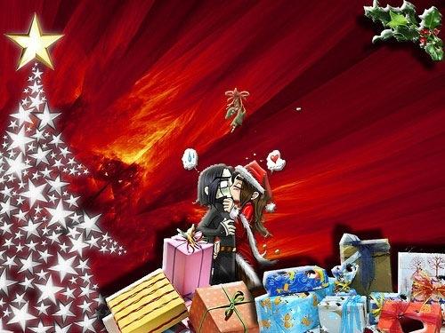 Любовь на Рождество