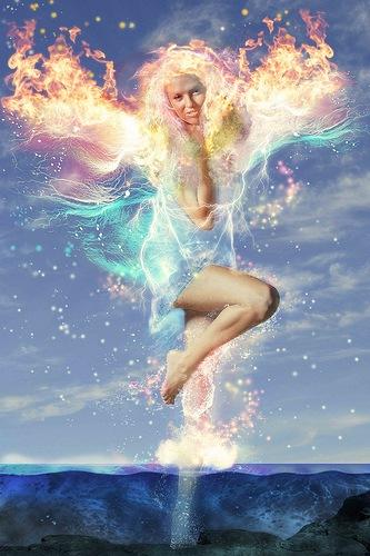 огненная фея