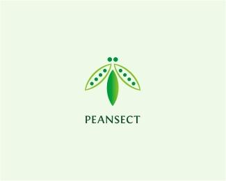 лого в зеленых оттенках