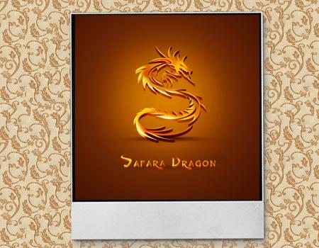 логотип-дракон