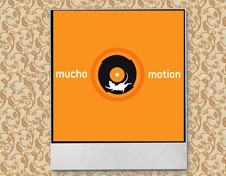 лого в виде пластинки