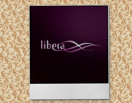 лого с абстрактными элементами