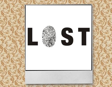 отпечаток пальца в лого