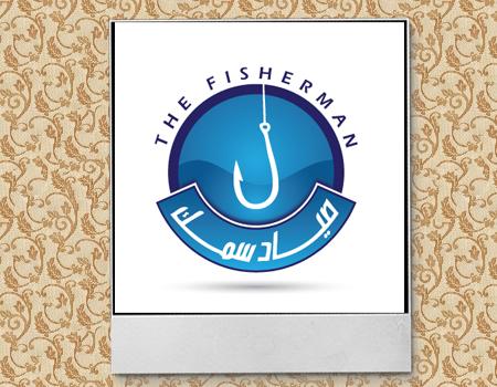 лого на рыбацкую тематику