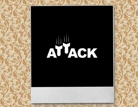 логотип с ракетами