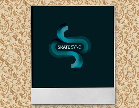 логотип из шрифтов