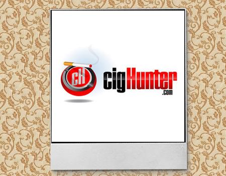 сигарета в логотипе