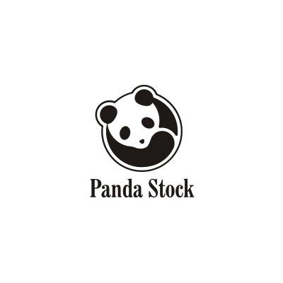 лого в виде панды