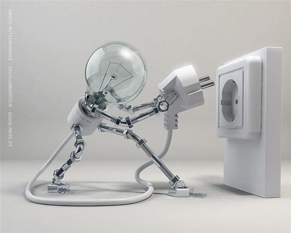 Креативный 3D дизайн