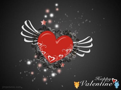 Сердце к дню Валентина