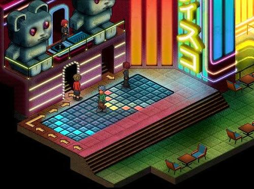 Пиксельная студия