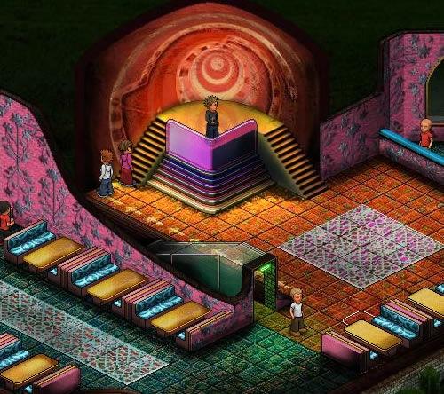 Пиксельная студия в Гоа