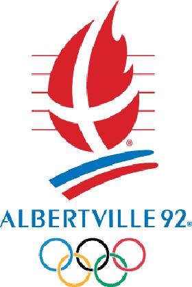 логотип олимпиады 1992