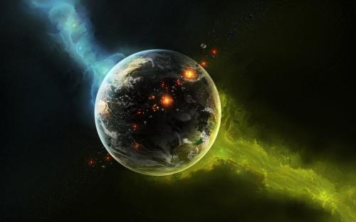 космическое слияние
