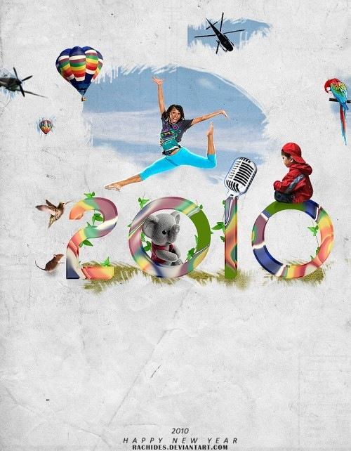 стильный дизайн 2010