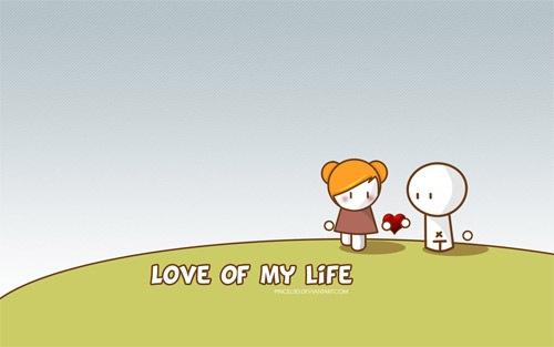 Любовь моей жизни