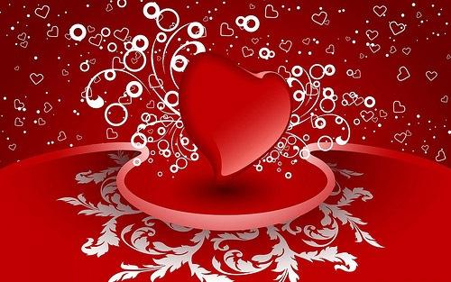 Обои к дню Святого Валентина