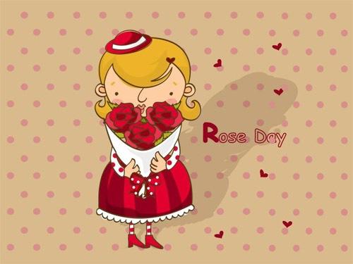 "Обои ""День роз"""