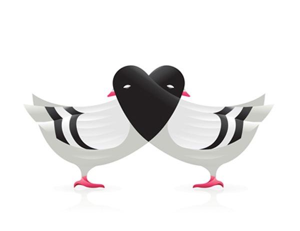 Любовь голубей