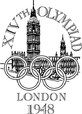 логотип олимпиады 1948