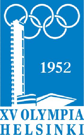 логотип олимпиады 1952