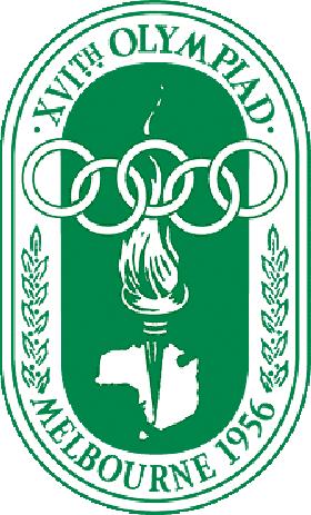 логотип олимпиады 1956