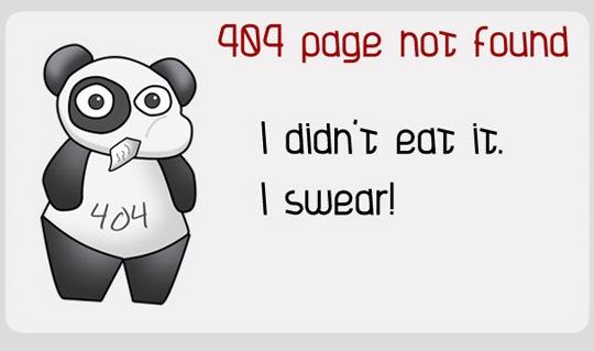 Забавная иллюстрация панды