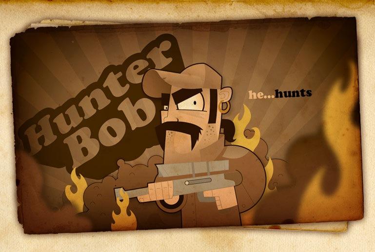 охотник Боб