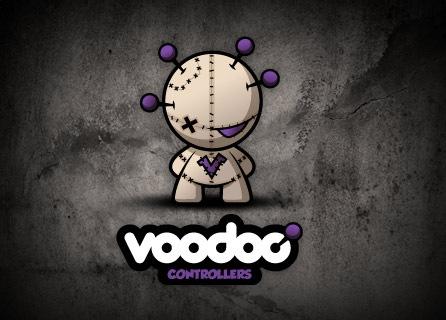 иллюстрация вуду на лого