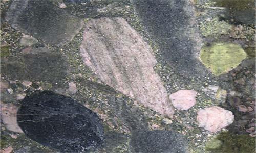 Текстура гранита