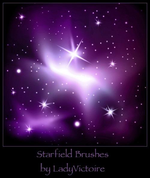 Кисти звезд