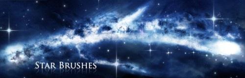 Кисти-звезды