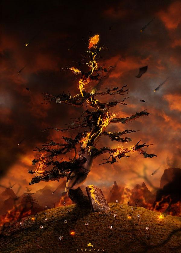 адское дерево