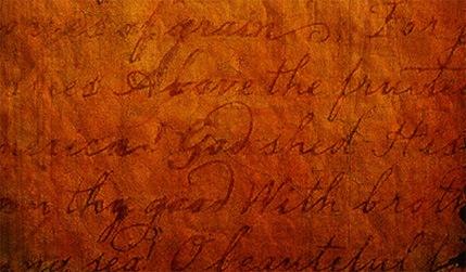 Текстура с античными надписями
