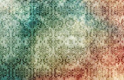 Радужная винтажная текстура