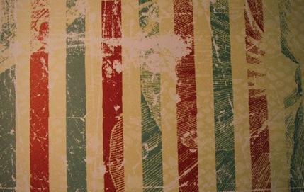 Текстура с винтажными полосами