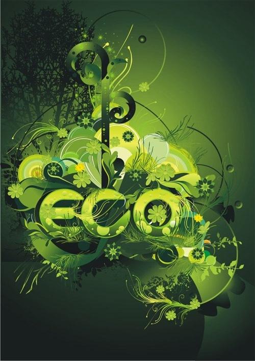 Экологическая типографика