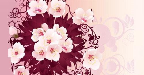 Нежное цветочное искусство