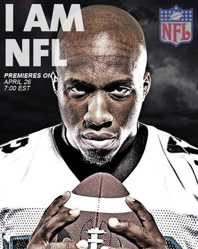 Создайте рекламный постер в стиле NFL при помощи Фотошопа