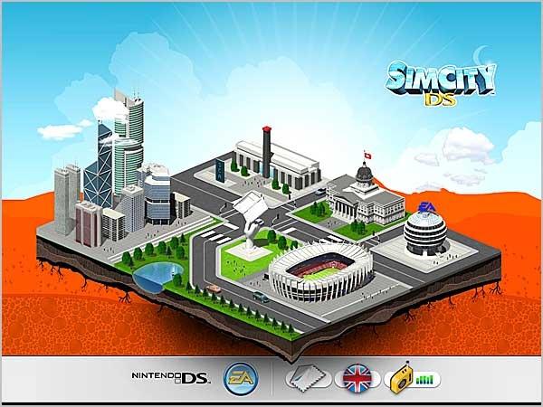 Сайт Simcity