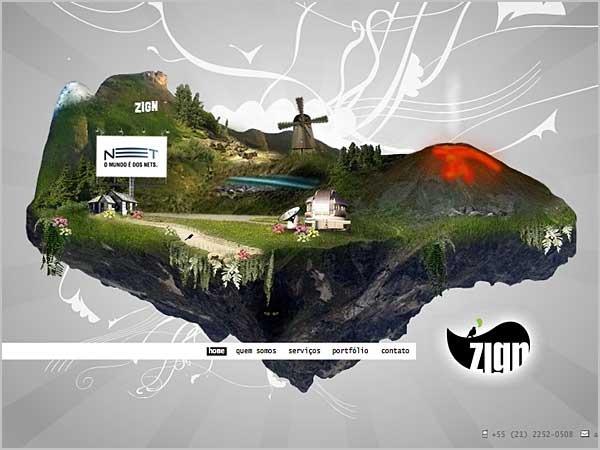 Сайт Zigg