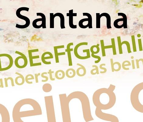 шрифт с необычными буквами