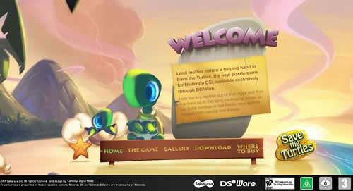 Сайт к игре