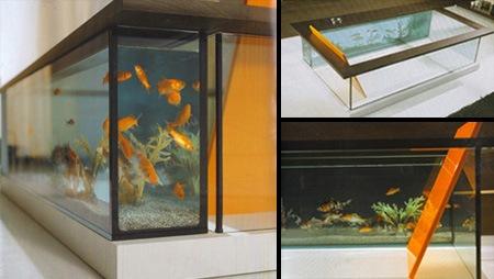 Ванна аквариум