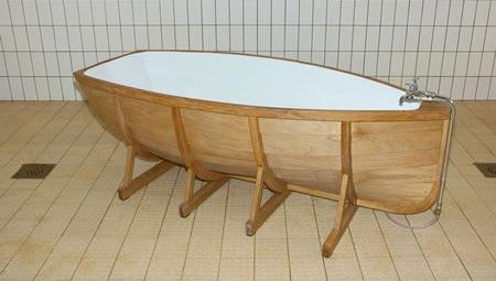 Ванна лодка