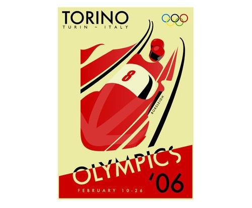 Зимняя олимпиада в Турине